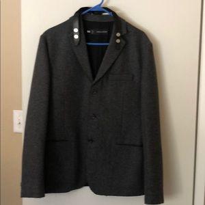 Dsquared 2 grey blazer